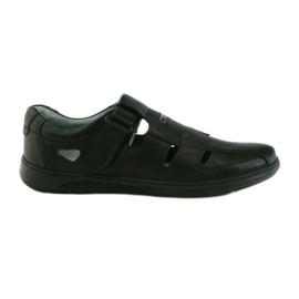 Grå Riko sko män 851 sandaler