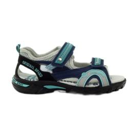Pojkens sandaler Bartek 39113 granat