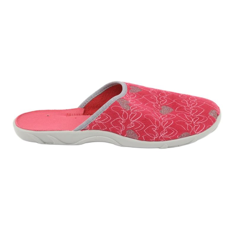 Befado kvinnors skor 235D160 röd