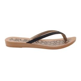Flip-flops INBLU IR063 svart