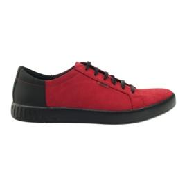 Athletic skor Badura 3356 röd