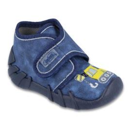 Blå Befado barnskor 525P012