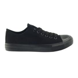 DK Sneakers bundna svart