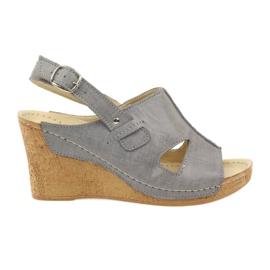 Grey Gregors 533 Sandaler grå