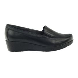 Angello 1720 mockasiner skor svart