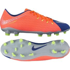 Fotbollskor Nike Hypervenom Phelon Iii Fg M 852556-409
