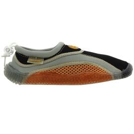 Aqua-Speed Jr neoprenstrand skor brun