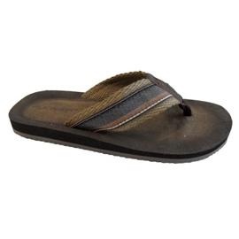 Brun Flip-flops Rucanor Manzano M 28709-02