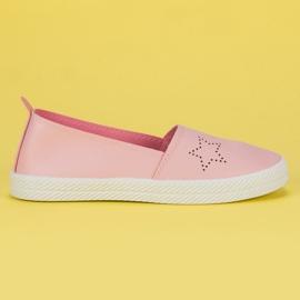 Kylie Slip-on sneakers rosa