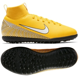 Fotbollskor Nike Mercurial Superfly 6 Club Neymar Tf Jr AO2894-710