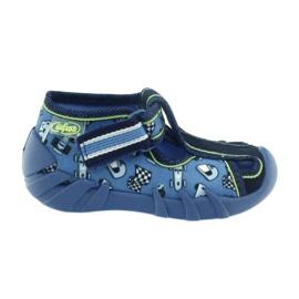 Blå Befado barnskor 190P083