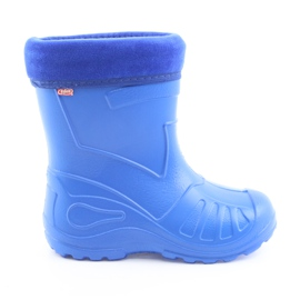 Befado barnskor galoskie-chabrowy 162P106 blå
