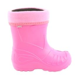 Befado barns skor Kaloszrono 162X101 rosa