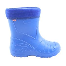 Befado barnskor galoskie-chabrowy 162Y106 blå