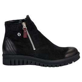 Low Ankle Boots VINCEZA svart