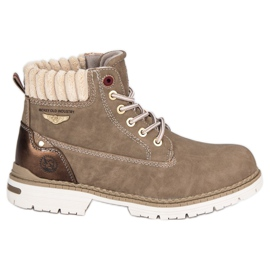 McKey brun Brown Women's Trappers