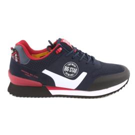 Big Star 174175 svarta sneakers