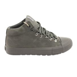 Grå Grey Big Star sneakers 174176