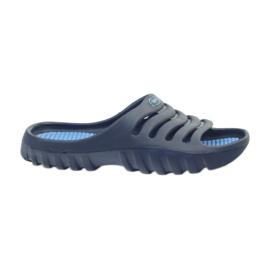 American Club marinblå Amerikanska tofflor barnens pool skor