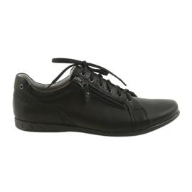 Riko herrskor casual skor 856 svart