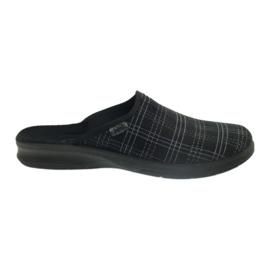 Svart Befado mäns skor tofflor 548m011 tofflor