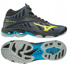 Volleybollskor Mizuno Wave Lighting Z4 Mid M V1GA180547