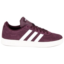 Adidas Vl Court 2.0 B43809 röd