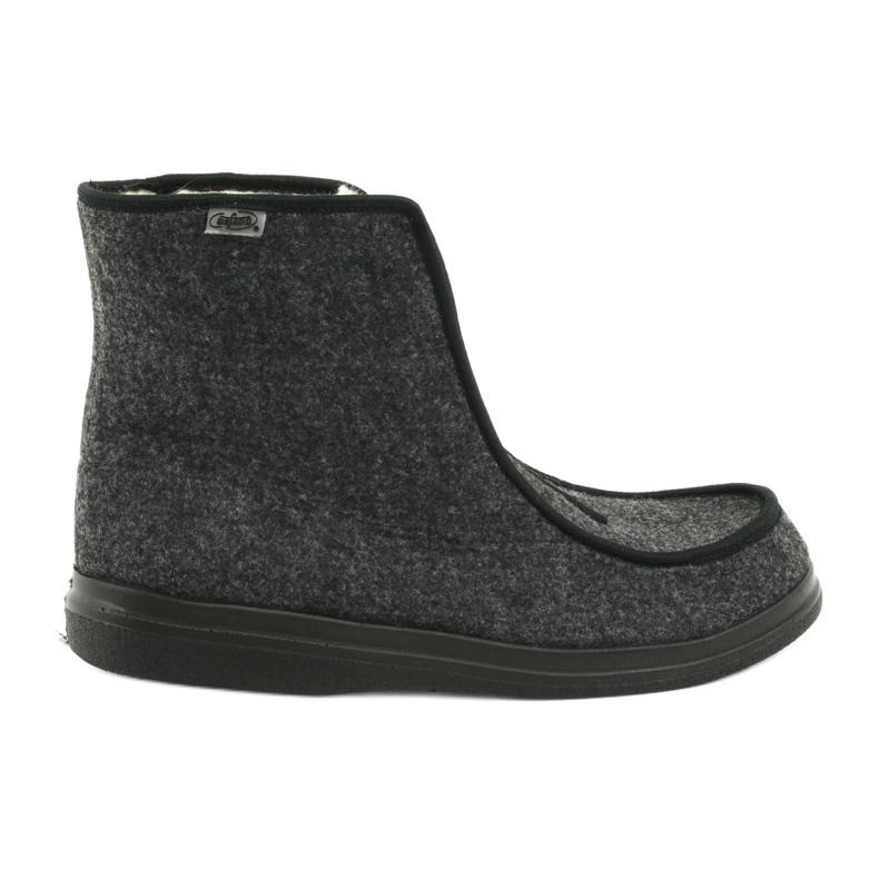 Befado kvinnors skor pu 996D004 grå