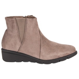 Kylie Suede Boots brun