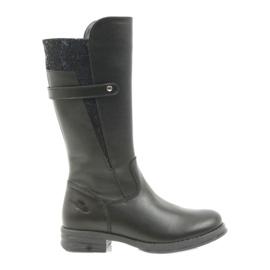 Ren But Ren Boot långa stövlar svart 4371