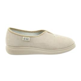Befado kvinnors skor pu 057D027 brun