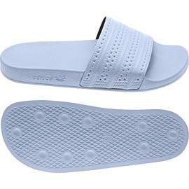 Adidas Originals Adilette flip-flops i BA7539 vit