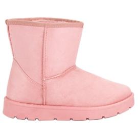 Seastar rosa Mukluki snö stövlar