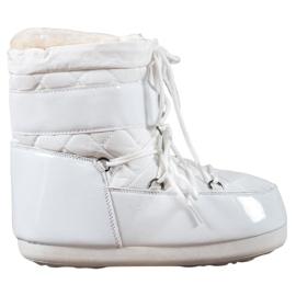 Vit Snygga sneakers