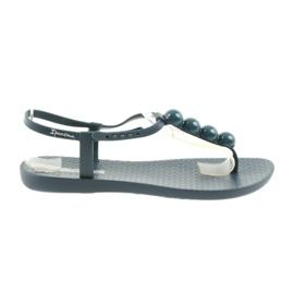 Marinblå Ipanema sandaler flip-flops damskor 82517