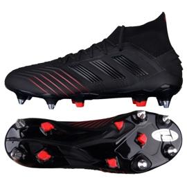 Fotbollsstövlar adidas Predator 19.1 Sg M D98055 ButyModne.pl