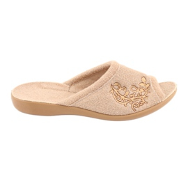 Befado kvinnors skor pu 256D013 brun