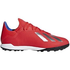 Fotbollskor adidas X 18.3 Tf M BB9399