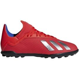 Fotbollskor adidas X 18.3 Tf Jr BB9403
