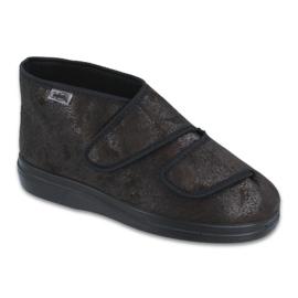 Befado kvinnors skor pu 986D007