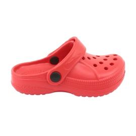 Befado andra barnskor - röd 159X005