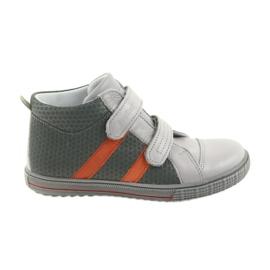 Ren But Boote skor barns kardborrehängare Ren 4275 grå / orange