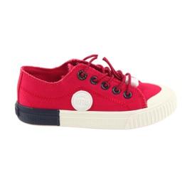 Big Star Röda stora sneakers Sneakers 374004