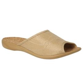 Befado kvinnors skor pu 254D094 brun
