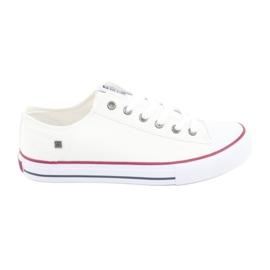 White Big Star sneakers 274336 vit