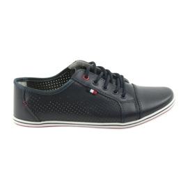 Athletic kvinnors sneakers Filippo 009 marinblå