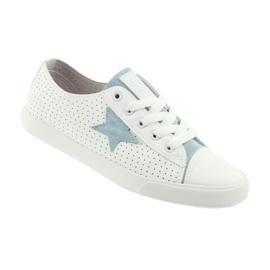 Big Star sneakers stjärna blå 274692