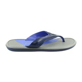 Atletico herrar marinblå flip-flops