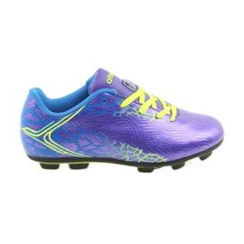 Athletic boys pluggar Atletico 76632 mix färg lila