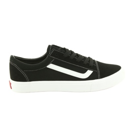 Atletico AlaVans svart bundna sneakers